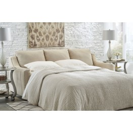 Mauricio Linen Queen Sofa Sleeper