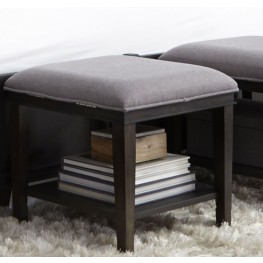 Tivoli Brown Bed Bench
