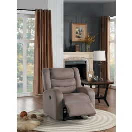 Earl Brown Reclining Chair
