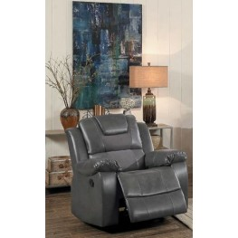 Taye Gray Glider Reclining Chair