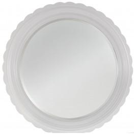 Jasmine White Mirror