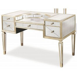 Borghese Mirrored Desk