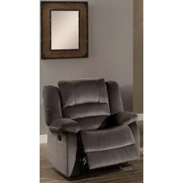Jarita Chocolate Reclining Chair
