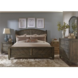 Modern Country Poster Bedroom Set