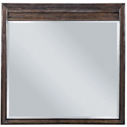 Montreat Landscape Mirror