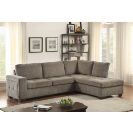 Calby Lane Grey Sectional