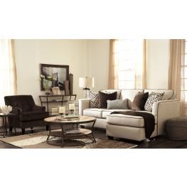 Carlinworth Linen Living Room Set