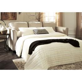 Carlinworth Linen Queen Sofa Chaise Sleeper