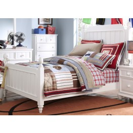 SummerTime Twin Poster Bed