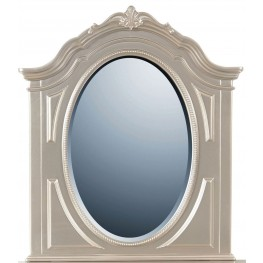 Sterling Landscape Mirror