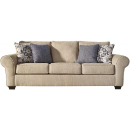 Denitasse Parchment Sofa