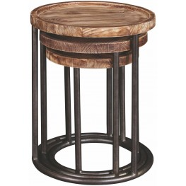Bedford Avenue Nesting Tables