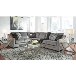 Bicknell Charcoal RAF Sectional