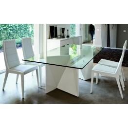 Sapphire White Dining Room Set