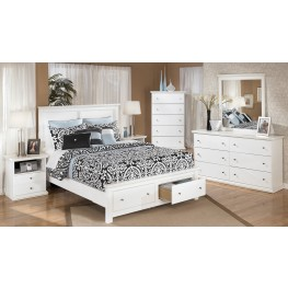 Bostwick Shoals Storage Bedroom Set