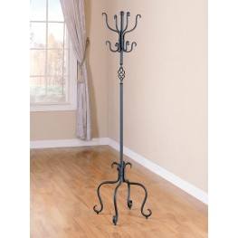 Black Coat Rack 900039
