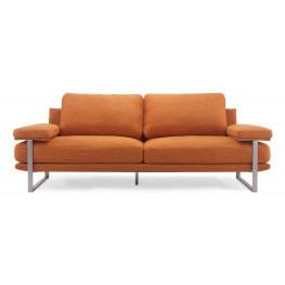 Jonkoping Sunkist Orange Sofa