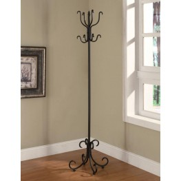Black Coat Rack 900863