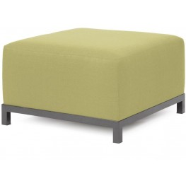 Axis Sterling Willow Ottoman Slipcover
