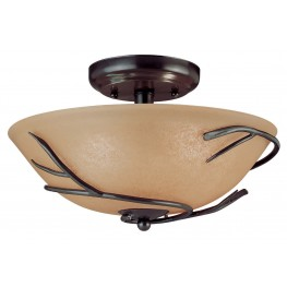 Twigs 16 Inch Flush Mount