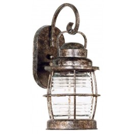 Beacon Flint Medium Wall Lantern