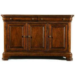 Evolution Credenza with Marble Top