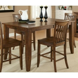 Arbor Hills Extendable Gathering Table