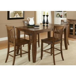 Arbor Hills Gathering Table Extendable Dining Room Set