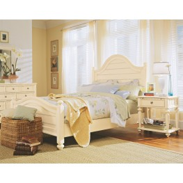 Camden Buttermilk Panel Bedroom Set