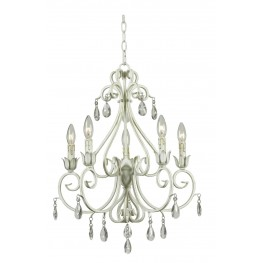Chamberlain 5 Light Chandelier