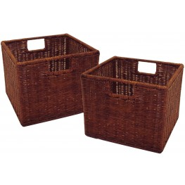 Leo Small Wired Basket Set of 2