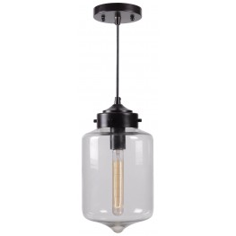 Casey Oil Rubbed Bronze 1 Light Pendant