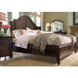 paula deen home tobacco steel magnolia bedroom set from paula deen