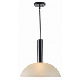 Argon Oil Rubbed Bronze 1 Light Pendant