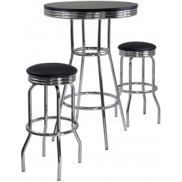 "Summit 30"" Round Pub Set"
