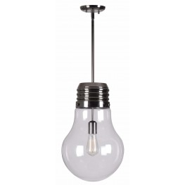 Edison 1 Light Pendant