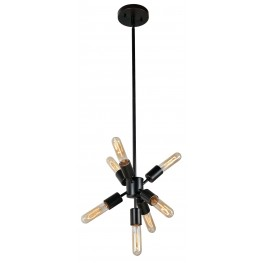 Anemone Oil Rubbed Bronze 7 Light Chandelier