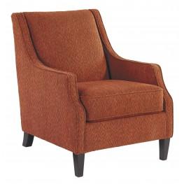 Elnora Cinnamon Accent Chair