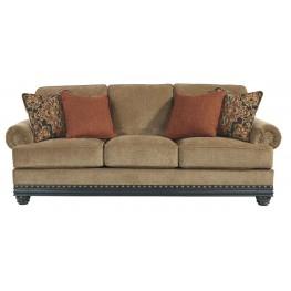 Elnora Umber Sofa