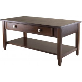 Richmond Antique Walnut Coffee Table