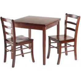 Pulman 3 Piece Extendable Dining Room Set