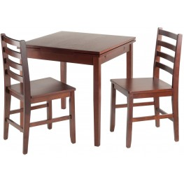Pulman 3 Piece Extendable Dining Set