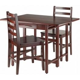 Taylor 3 Piece Extendable Dining Set