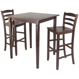 Kingsgate 3-Pc High/Pub Dining Set
