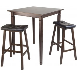 Kingsgate 3 Piece High/Pub Dining Set