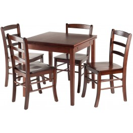 Pulman 5 Piece Extendable Dining Room Set