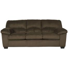 Dailey Chocolate Sofa