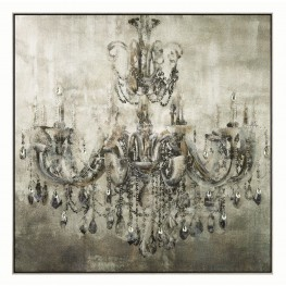 Black and Gray Frame Wall Art