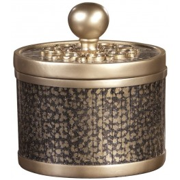 Gold Decorative Box