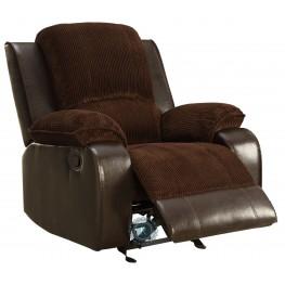 Bunker Glider Reclining Chair